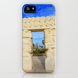 Gate of Faith iPhone Case