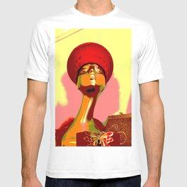 Vintage: The Zulu Hat T-shirt