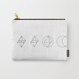 Geometry Universe Creation Carry-All Pouch