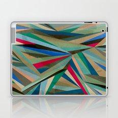 Travel Fragments Laptop & iPad Skin