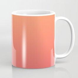 Orange Coral Coffee Mug