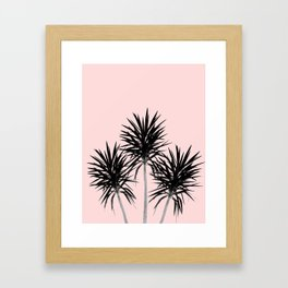 Palm Trees - Cali Summer Vibes #3 #decor #art #society6 Framed Art Print