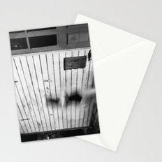 Blurred Out Stationery Cards