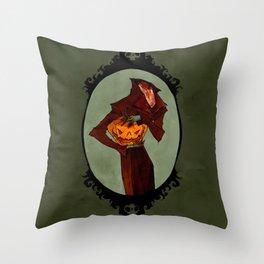 Legend of Sleepy Hollow Throw Pillow