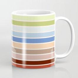 The colors of - Porco Rosso Coffee Mug