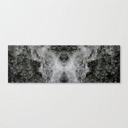 Foam Butterfly Canvas Print