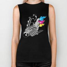 Grim Hellraiser Biker Tank