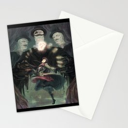 THE RIFLE'S SPIRAL Stationery Cards