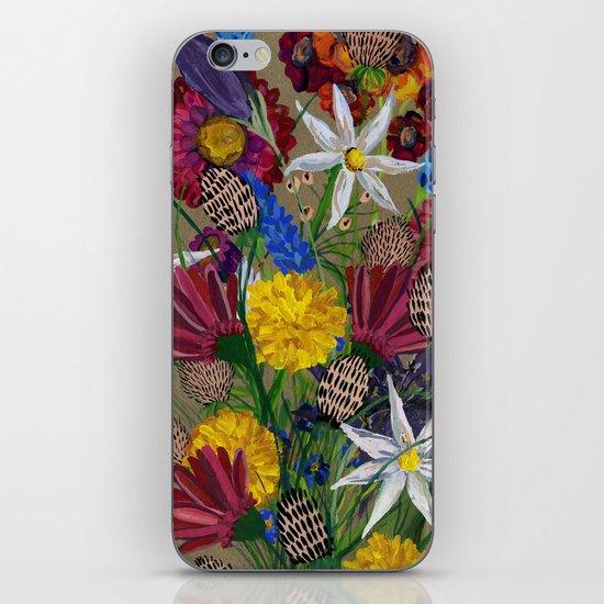 Boquet  iPhone & iPod Skin