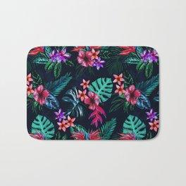 Tropical Jungle Bath Mat