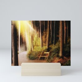 A Place Where Only You Know  Mini Art Print