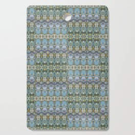Colorful Luxury Ornate Pattern Cutting Board