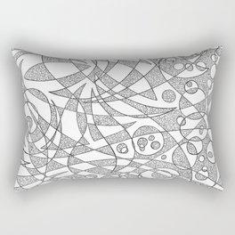 Scattered 2 Rectangular Pillow
