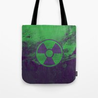 hulk Tote Bags featuring Hulk by Some_Designs
