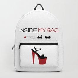 Inside my bag Backpack
