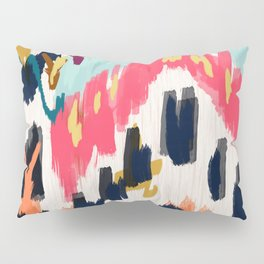Bohemian Tribal Painting Pillow Sham