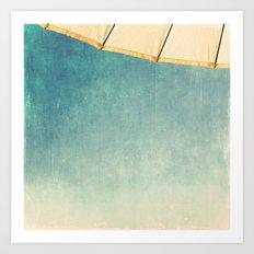 um.brel.la Art Print