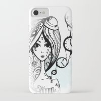 watch iPhone & iPod Cases featuring watch by DanilaTrubarova