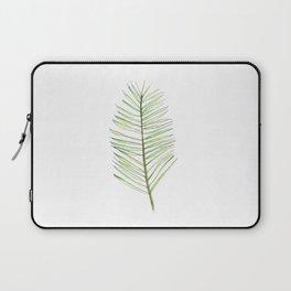 PALM ARECA - WHITE BACKGROUND Laptop Sleeve