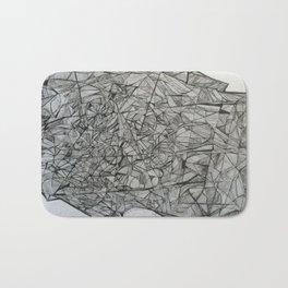 Meteorite#2 Bath Mat