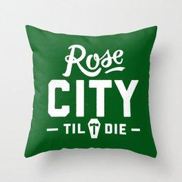 RCTID  Throw Pillow