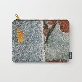 Bricks and Butterflies Carry-All Pouch