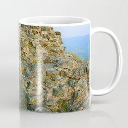 Dinas Bran Castle Ruins Coffee Mug