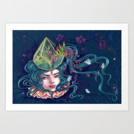 """Cabezarium II """"Vivariums"""" Art Print"""