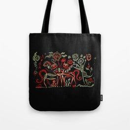 Ritual gathering 1 Tote Bag