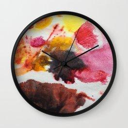 Pinky trap no. 3 Wall Clock