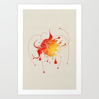 vector Art Prints featuring Vector by Bill Labus