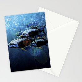 YELLOWFIN TUNA Stationery Cards