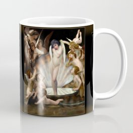 Bouguereau's Angels Surround Cupid Coffee Mug