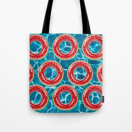 Water-melons Tote Bag