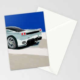 Italian Supercar Stationery Cards