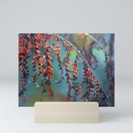 Sunlight in Maidenhair Mini Art Print