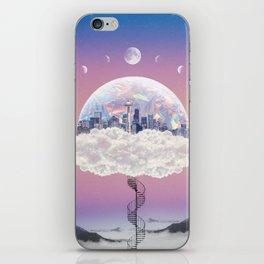 CITY OF PASTEL DREAMS IV iPhone Skin