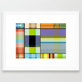 #202 Framed Art Print