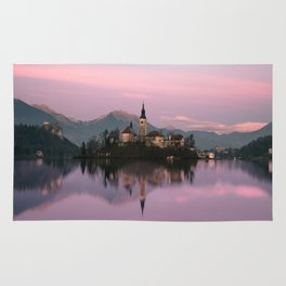 Bled, Slovenia Rug