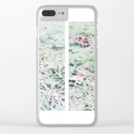"""all the love that you long for eludes you"" Clear iPhone Case"