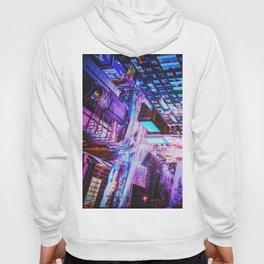New York City Blade Runner Hoody