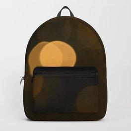 Streetlight Bokeh Backpack