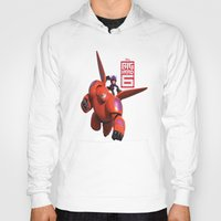 big hero 6 Hoodies featuring Big Hero 6  by store2u