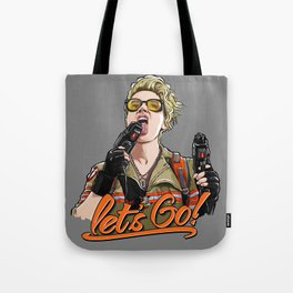 Let's Go! Tote Bag