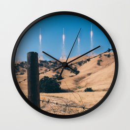 Kim Jong-un Will Say It's #Photoshop Wall Clock