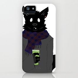 The WereWOOF iPhone Case