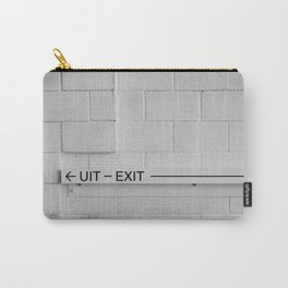 EXIT Carry-All Pouch