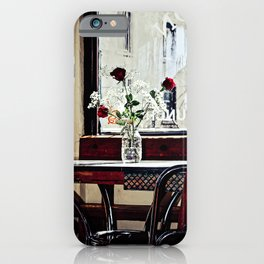 Cafe Break iPhone Case