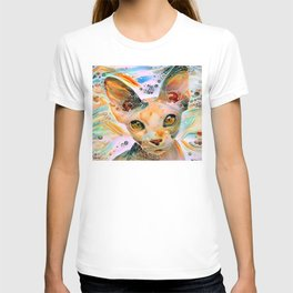 Liquid Amber Eyes T-shirt