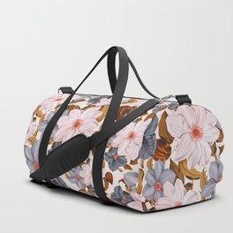 Vintage Garden V Duffle Bag